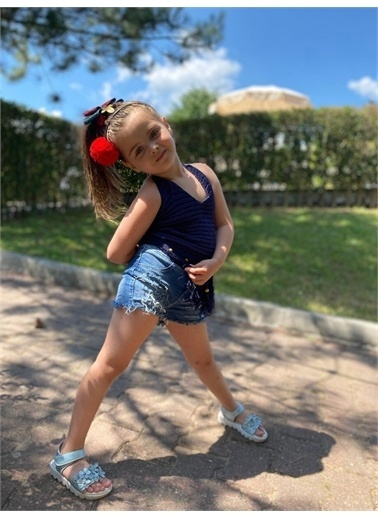 Hilal Akıncı Kids 2 li Takım Lacivert